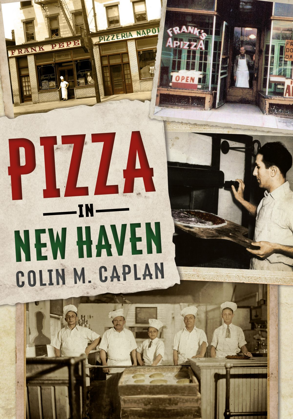 Pizza in New Haven Presentation